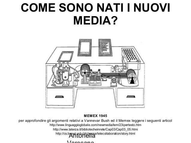 Lez 1 parte A - NUOVI MEDIA Slide 3