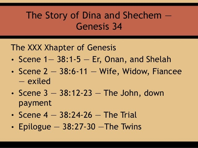 genesis 38 16 tamar s transaction An exegetical study of genesis 38  tamar story of genesis 38 as chapter 41 in jubilees  20 years of age at this time16 the establishment of judah's family (38 .