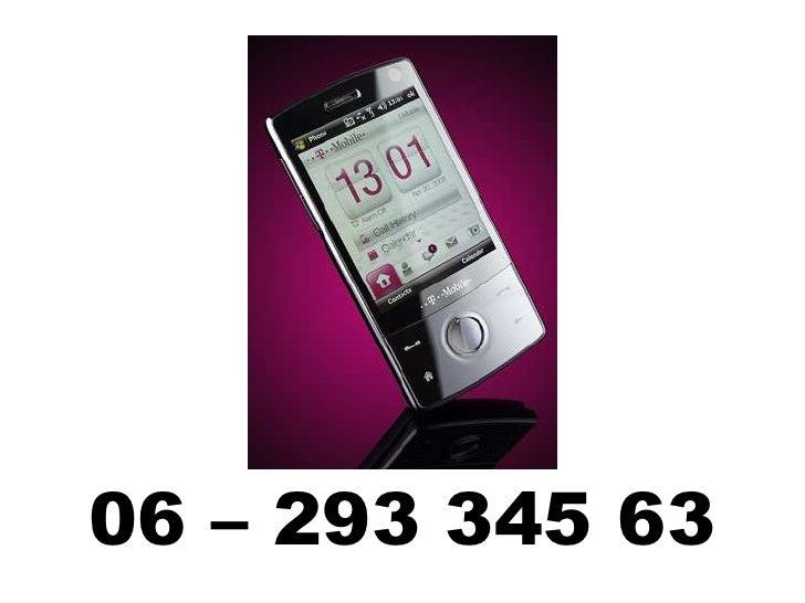 06 – 293 345 63<br />
