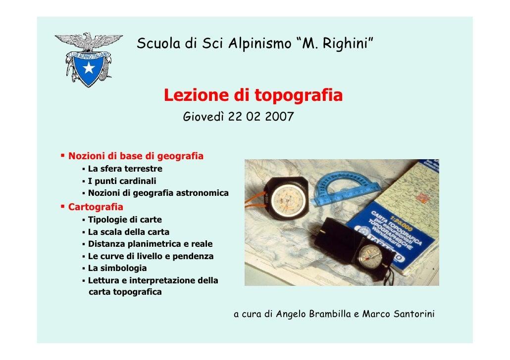 """Scuola di Sci Alpinismo """"M. Righini"""" Oltre il limite del bosco  il manto nevoso è molto irregolare in quanto fortemente in..."""