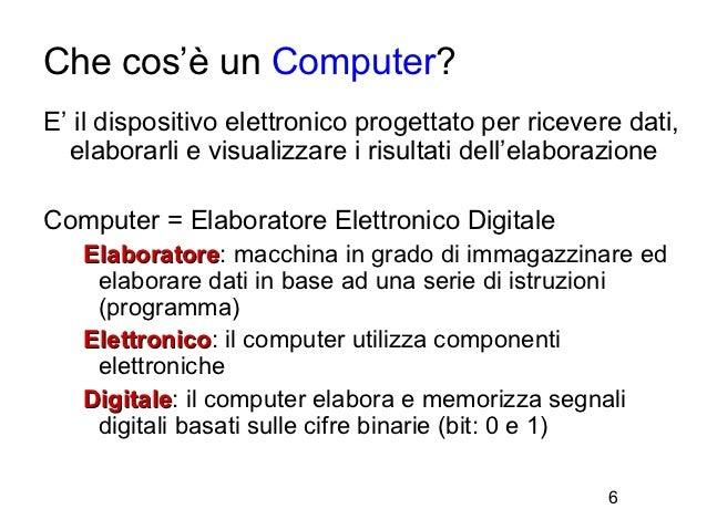 Introduzione al computer e a internet - Che cos e un condominio ...