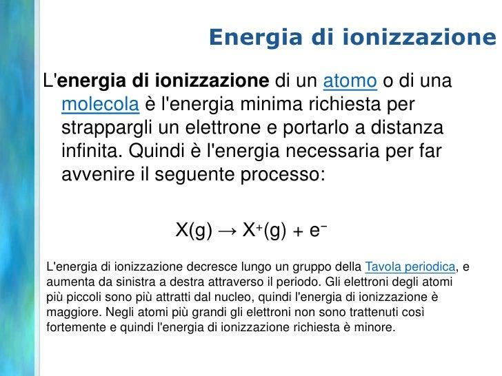 Lezione 2b 2012 - Quali sono i metalli nella tavola periodica ...