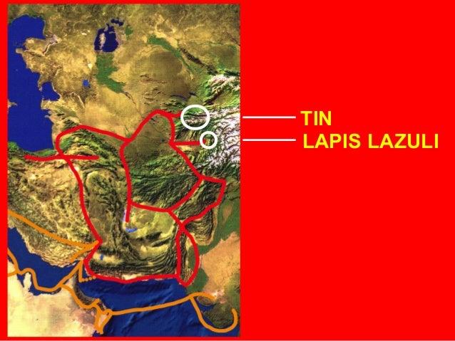 Sigilli e Lapis-Lazuli nelle prime civiltà complesse Slide 3