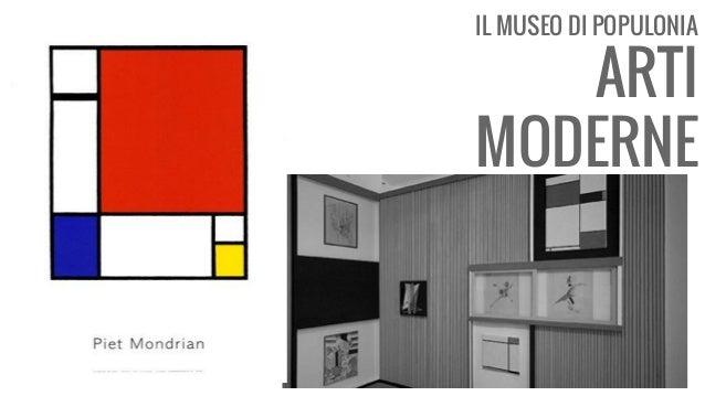 IL MUSEO DI POPULONIA ARTI MODERNE
