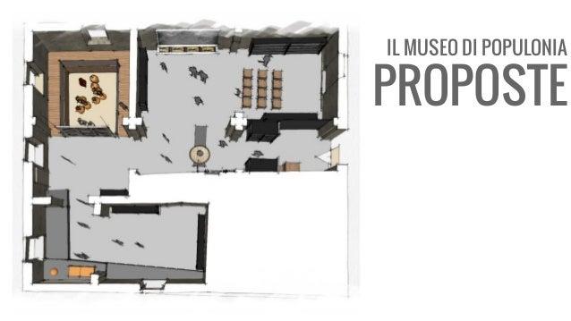 IL MUSEO DI POPULONIA PROPOSTE