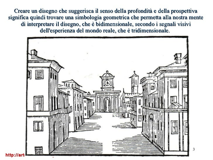 Lezioni di prospettiva for Disegni di case in prospettiva