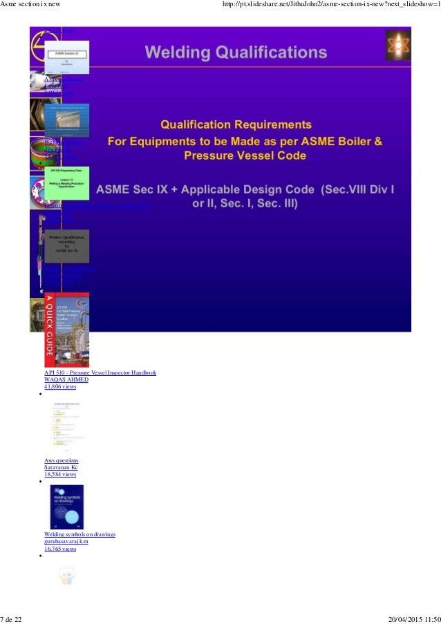 asme section ix pdf free