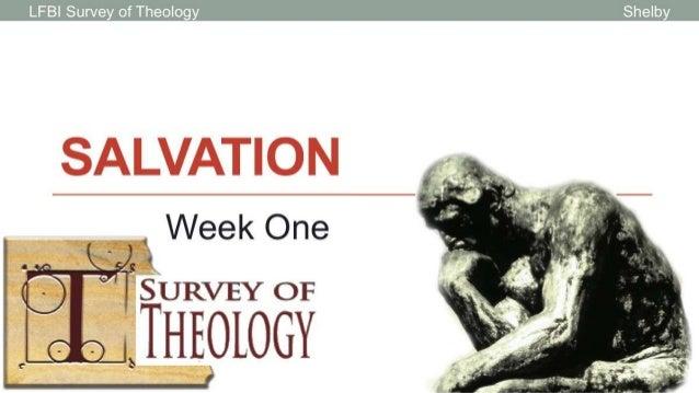 Lfbi survey theol week 1 slides 081813