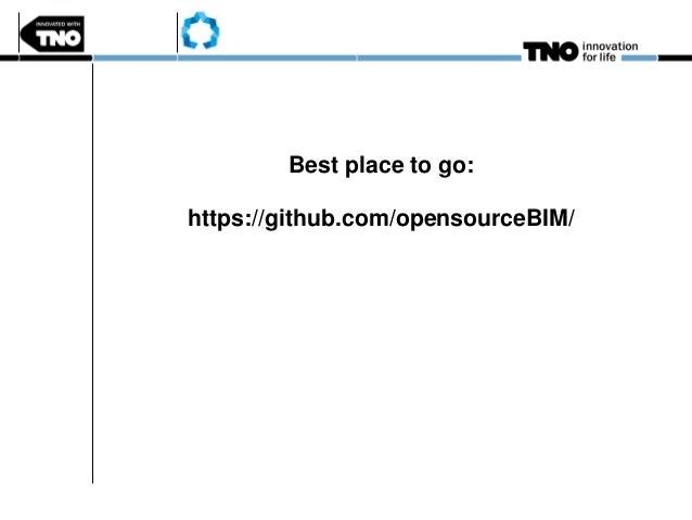 Best place to go: https://github.com/opensourceBIM/