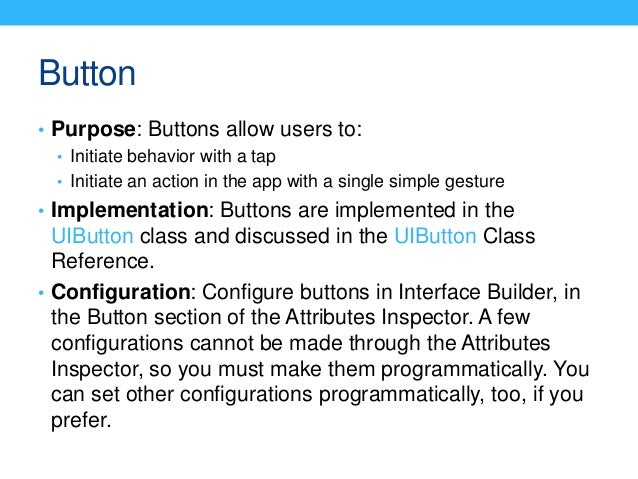 uibutton set text and image relationship