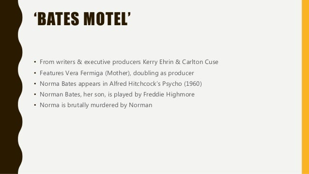 5 Fun Facts About 'Bates Motel' That You Should Know About
