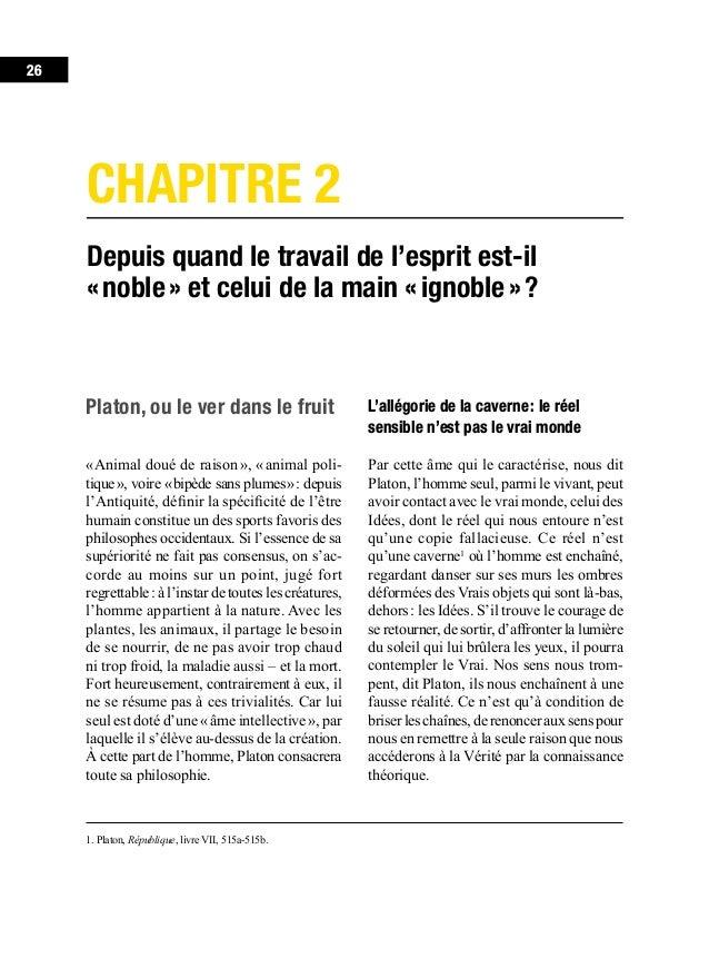 30 Partie 1. Manuel l'ordre et l'enchaînement des connaissances humaines»; comme dictionnaire, «contenir sur chaque sci...