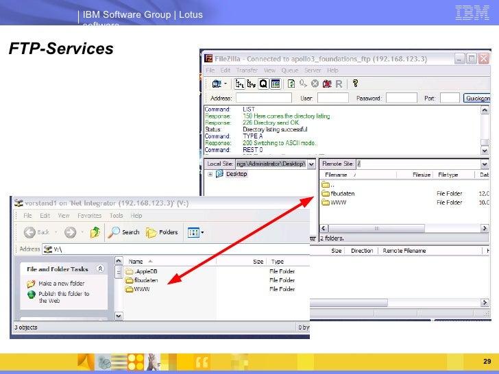 FTP-Services