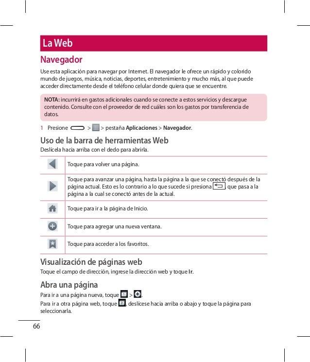 Manual LG 90