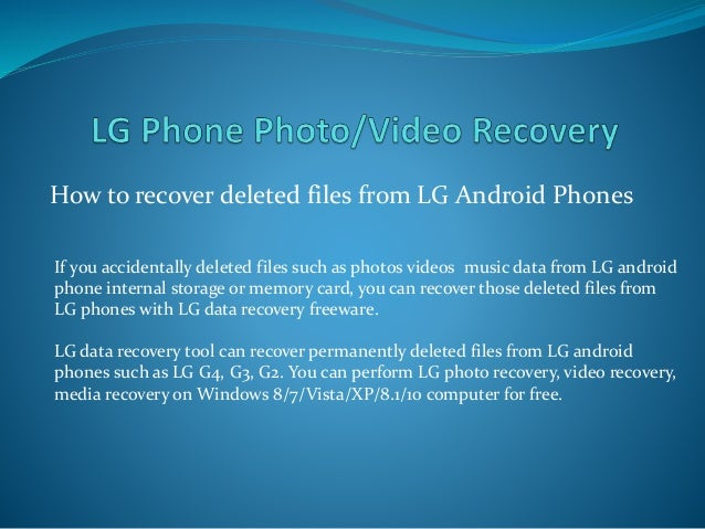 How to recover files that were permanently deleted