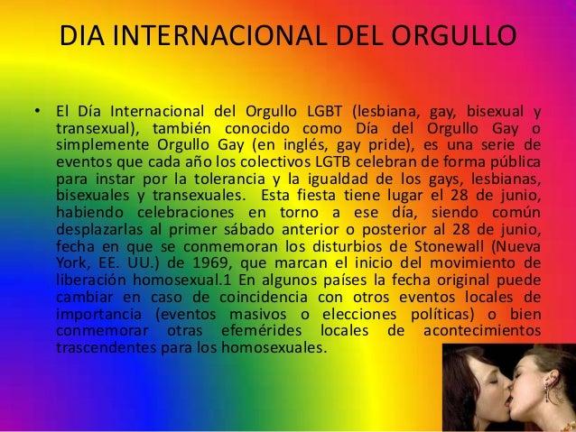 FRASES DE LAS MANIFESTACIONES DEL ORGULLO GAY