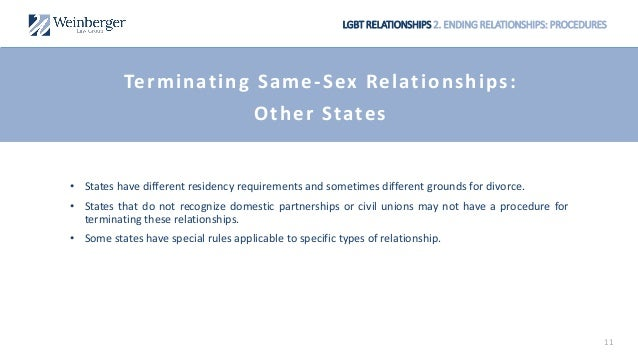 Lgbt Marriage Relationships