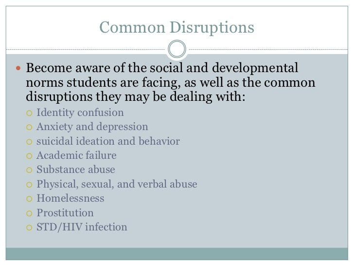 Depression stages in gay identity formation essay