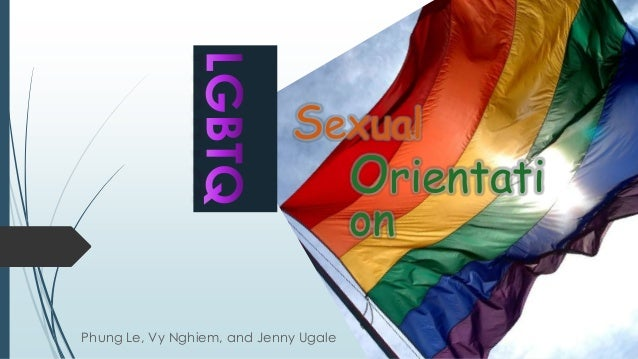 OrientationPhung Le, Vy Nghiem, and Jenny UgaleSexual