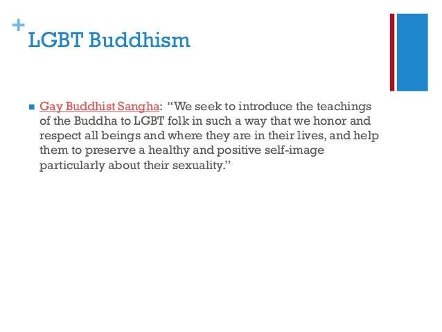 Buddhist opinion on homosexuality
