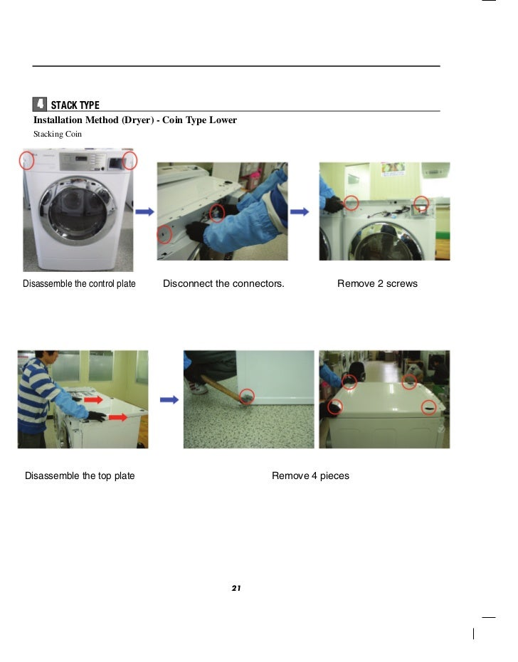 User Manual of Lg Front loading Washing Machine error Codes