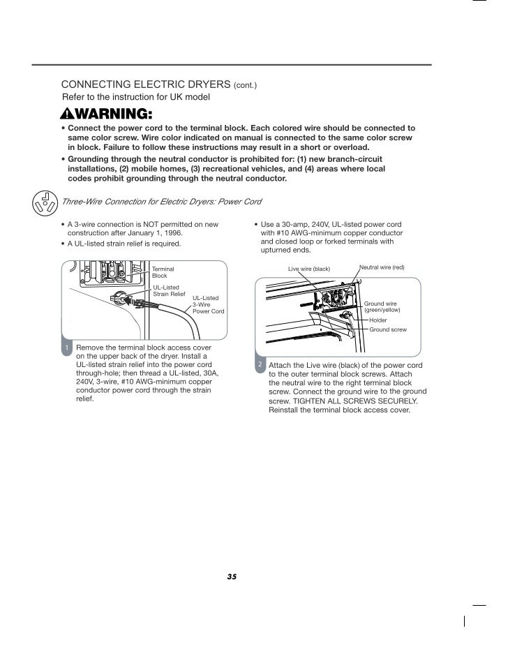 Lg commercial front end dryer user manual 35 37 keyboard keysfo Gallery