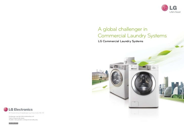 LG Commercial Laundry System
