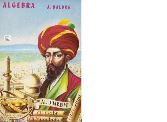Àlgebra de Baldor.