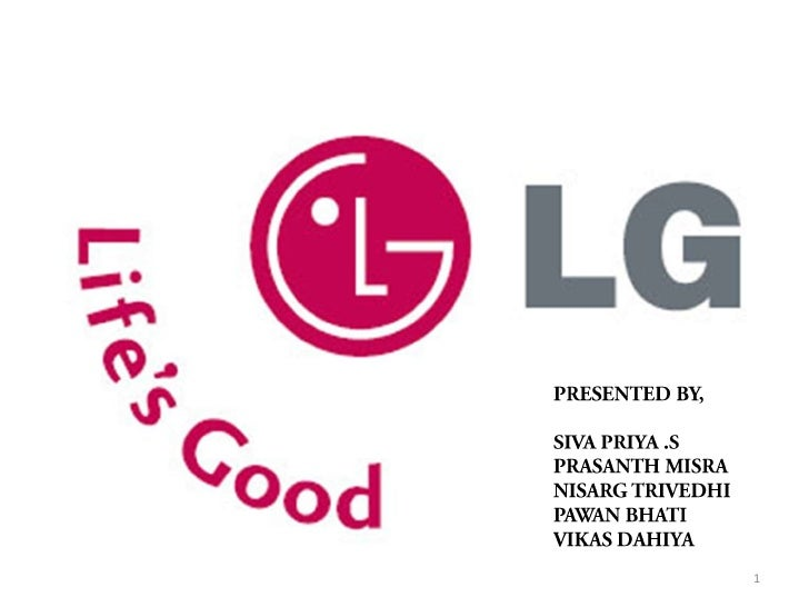 lg electronics global strategy in Find all the brand rankings where lg is listed  global 100 most sustainable corporations by  dutch empathy monitor by ruigrok netpanel & fronteer strategy.