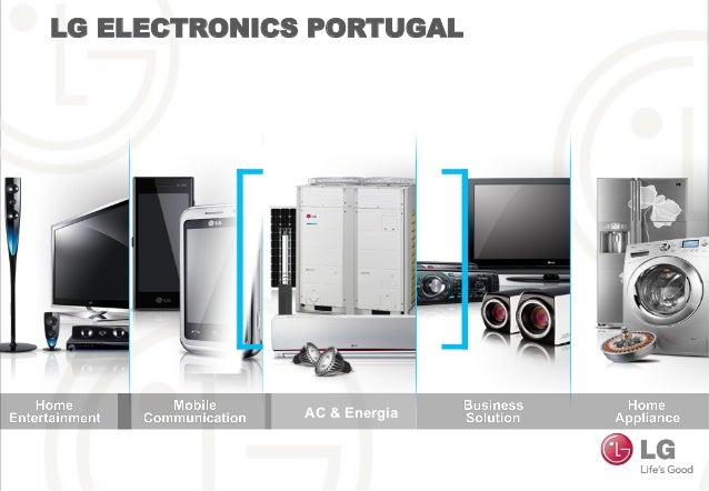 LG ELECTRONICS PORTUGAL              AC & Energia