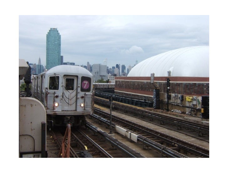 7 Train to campus