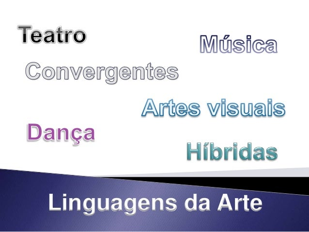 Linguagens da Arte