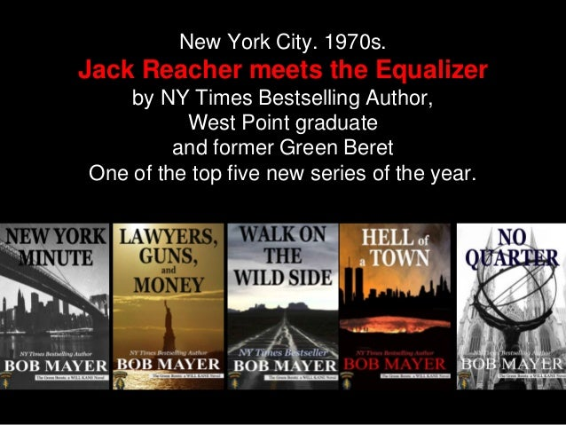 New York Times bestselling author, is a graduate of West Point and former Green Beret. He's had over 80 books published, i...