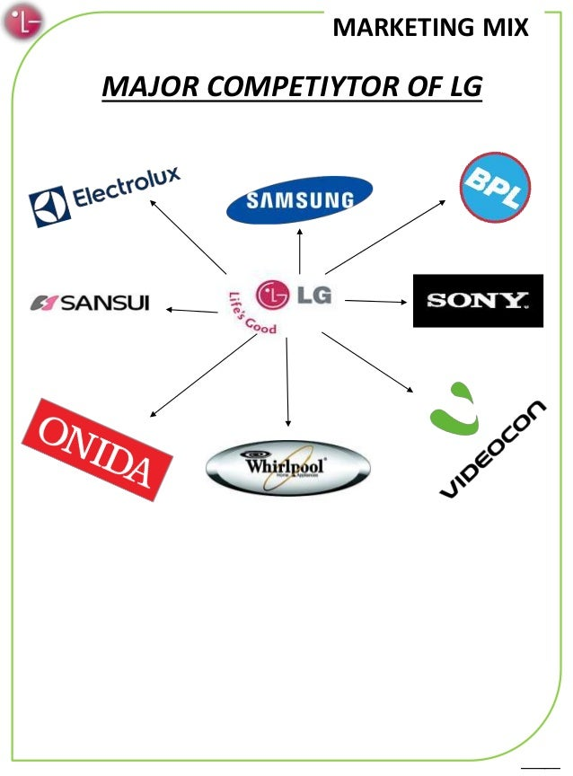 marketing mix for panasonic Definition of marketing environment: encompasses the marketing team within an organization and includes all of the outside factors of marketing the  marketing mix.