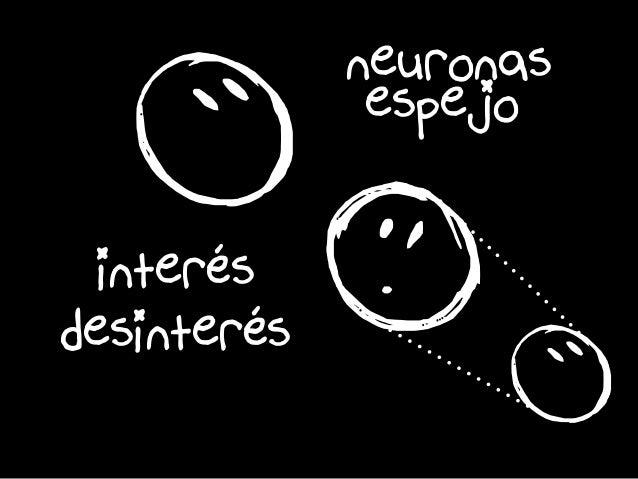 m neuronas f espejo timidez sorpresa m