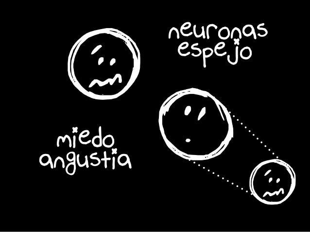 k neuronas f espejo disgusto pena k