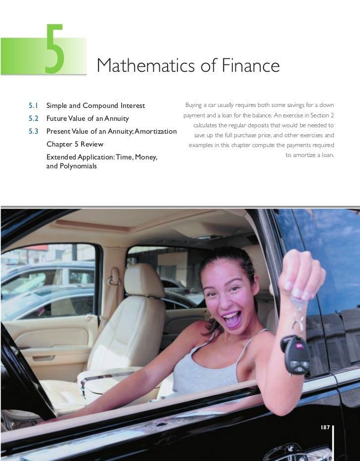 7292_FM_ch05_pp187-223.qxd   4/29/11   5:50 PM   Page 187         5.1               5                 Mathematics of Finan...