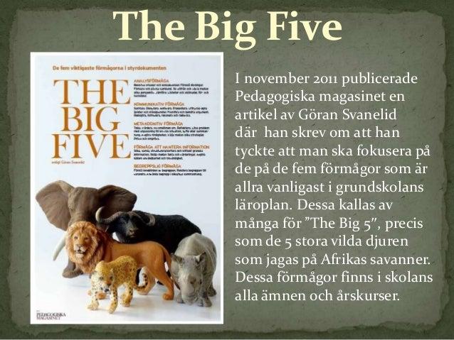 Svenska och samhällskunskap åk 4-6