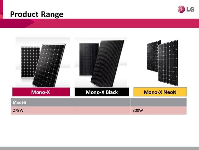 lg solar presentation for customers. Black Bedroom Furniture Sets. Home Design Ideas