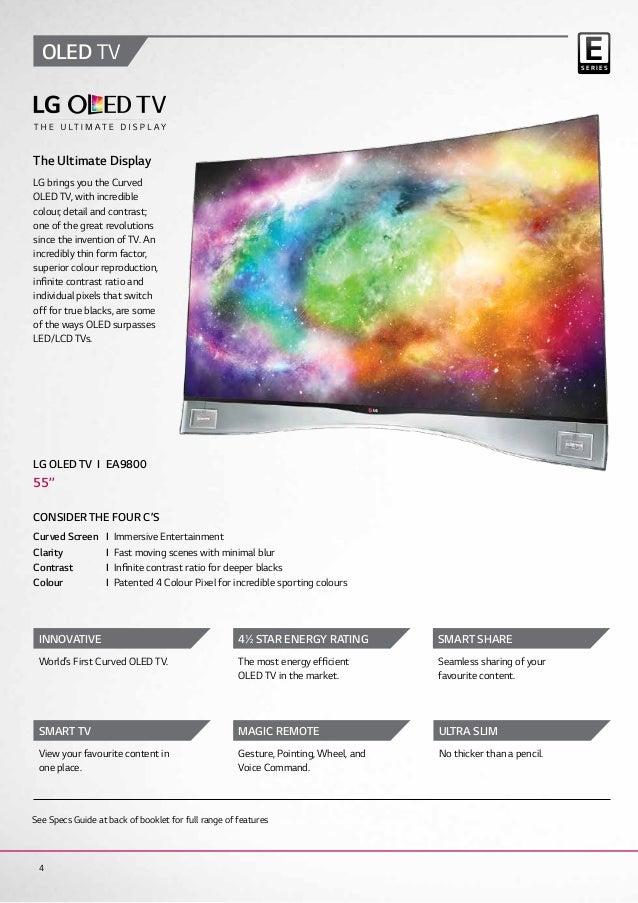2014 LG TV & AV Catalogue