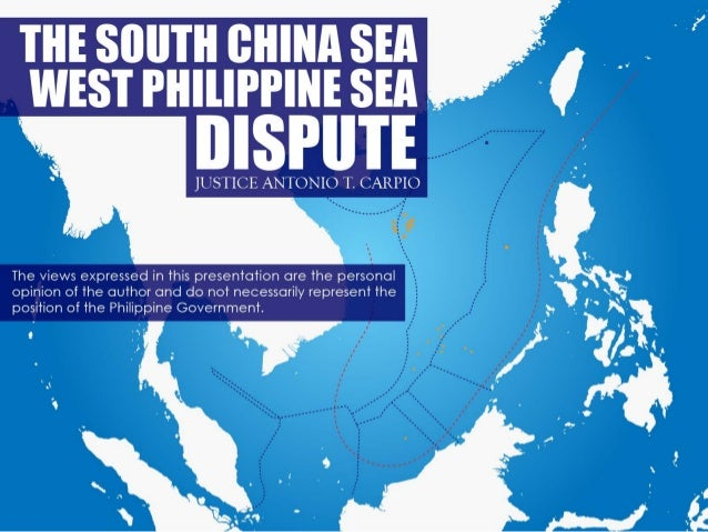 WEST PHILIPPINE SEA DISPUTE EBOOK