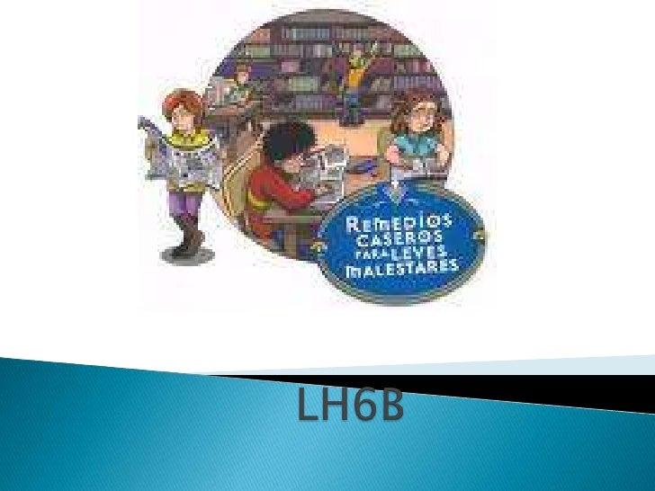 LH6B<br />LH6B<br />