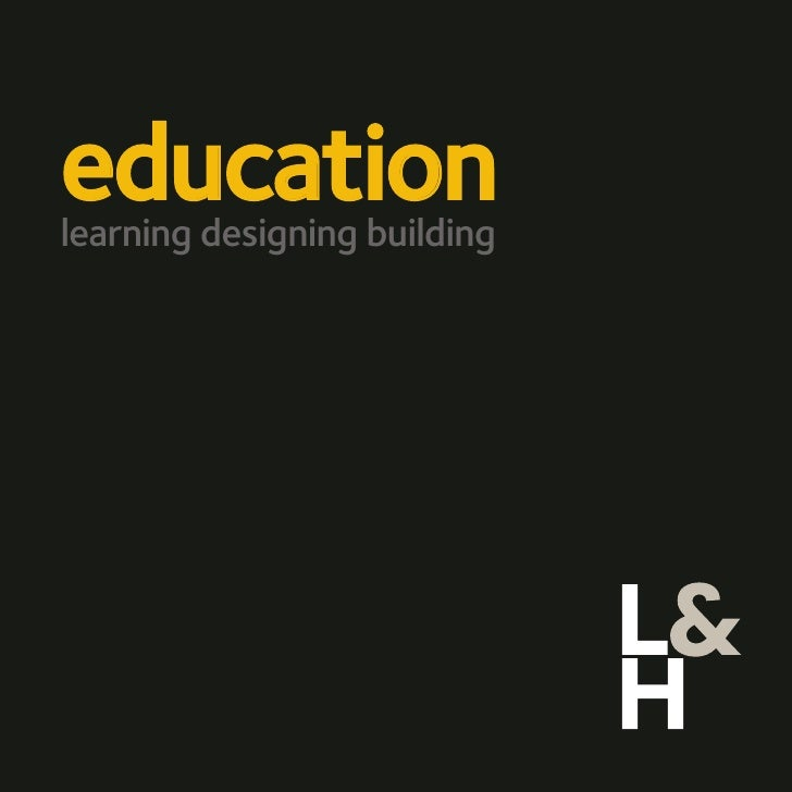 education learning designing building
