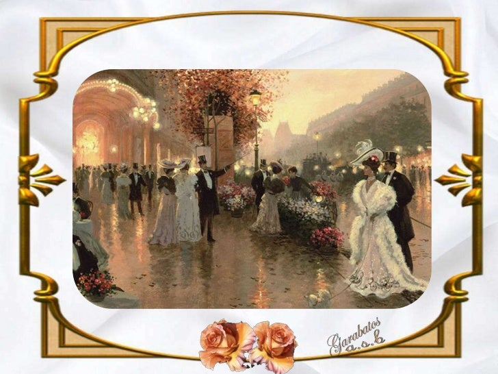 "Christa Kieffer was born in Tubingen, Germany: ""I choose to paint this moregracious time when there seemed to be the perfe..."