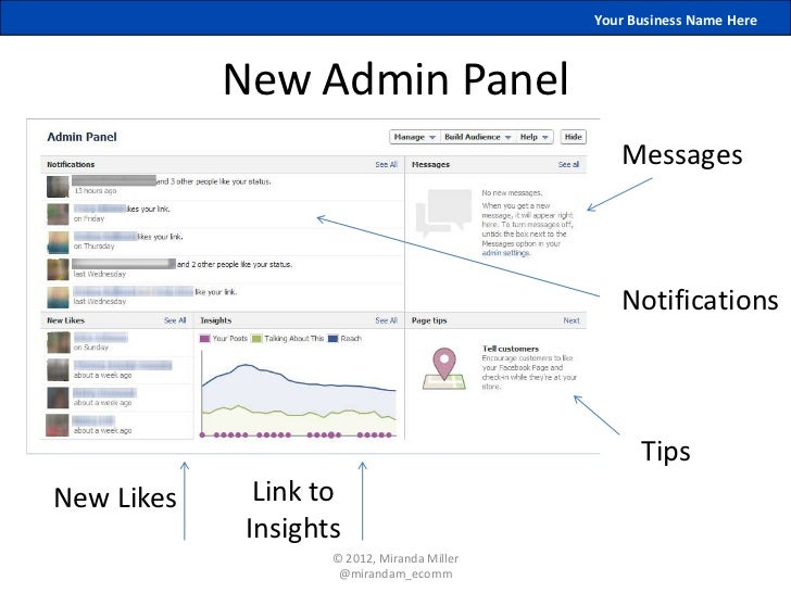 Your Business Name Here            New Admin Panel                                                Messages                ...
