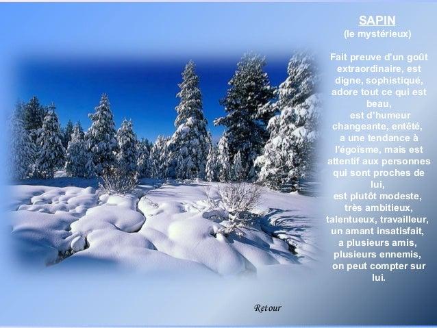 SAPIN            (le mystérieux)          Fait preuve dun goût            extraordinaire, est           digne, sophistiqué...