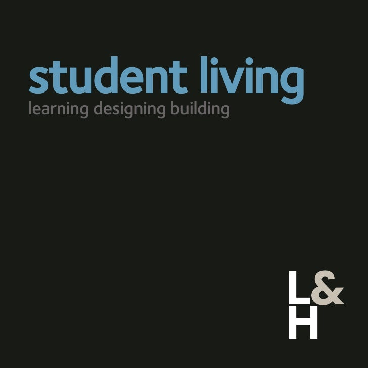 student living learning designing building