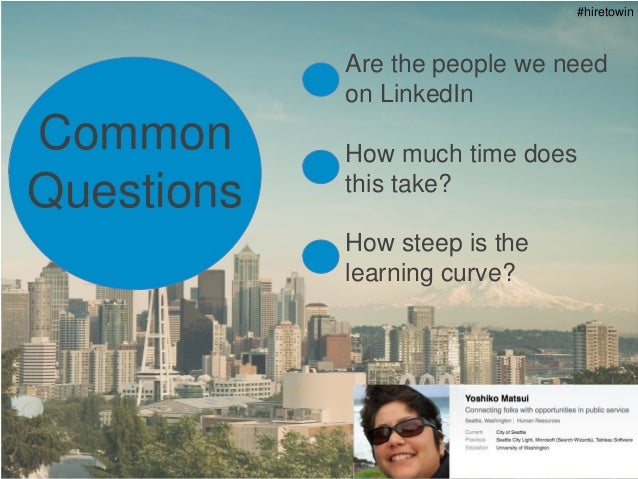More Questions? #hiretowin