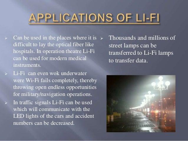 Li Fi Technology Pdf