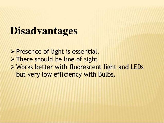 advantages and disadvantages of lifi technology pdf